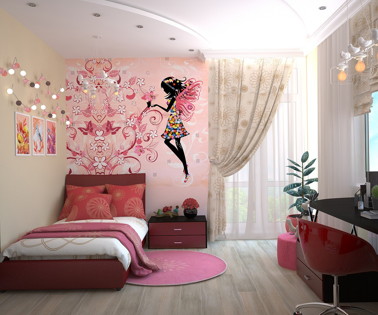 Customized Bedroom Interior Design Solution